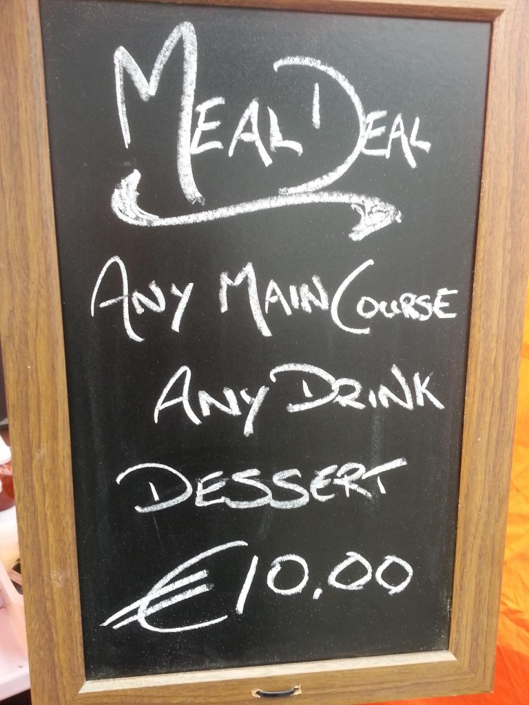 Sandyford-meal-deal