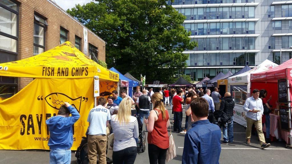 Sandyford Lunchtime Market