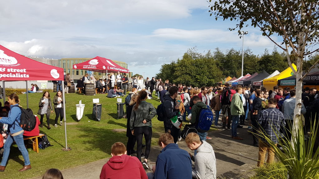 UCD Lunch Market